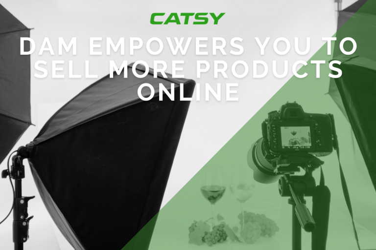 DAM Empowers You to Sell More Products Online