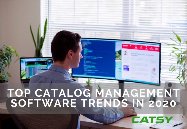Top Catalog Management Software Trends in 2020: Print vs. Digital