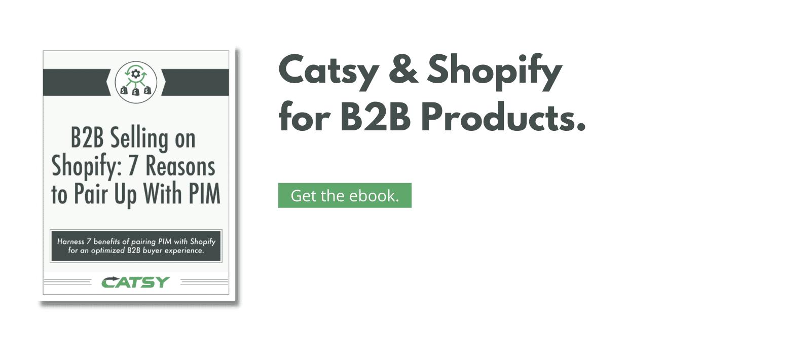 B2B Shopify