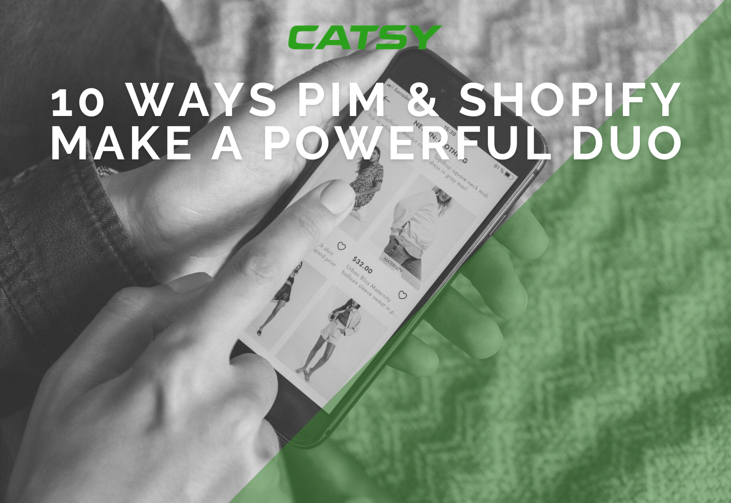 10 Ways PIM and Shopify Make a Powerful Duo