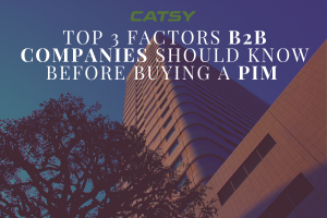 PIM for B2B Companies