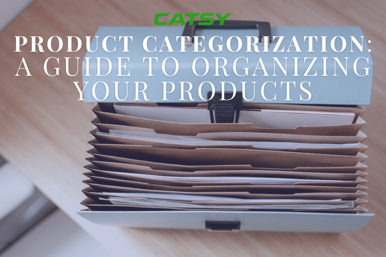 Product Categorization: A Guide to Organizing Your Products