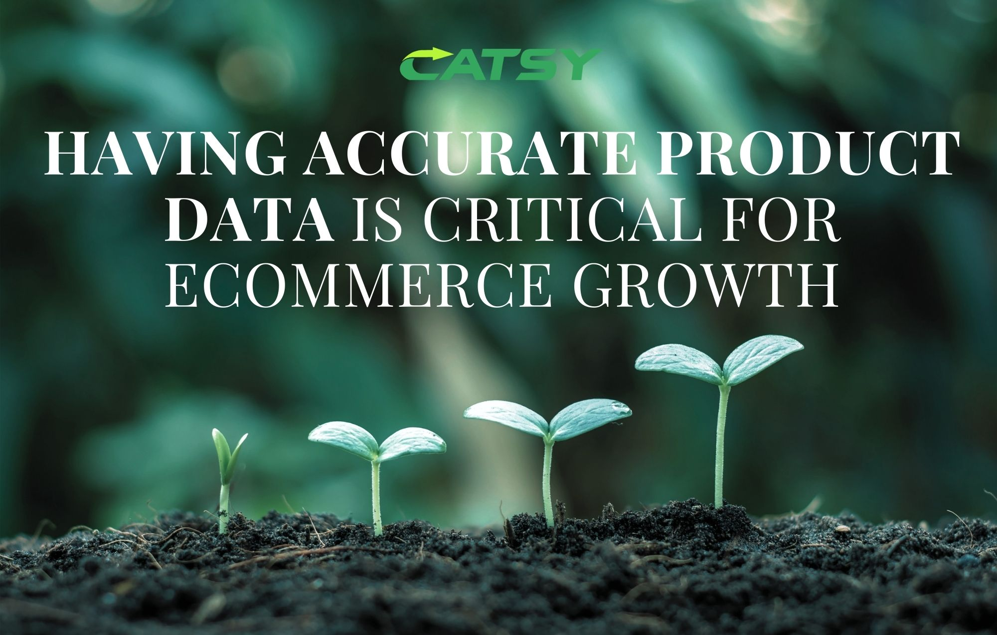 Having Accurate Product Data Is Critical For eCommerce Growth