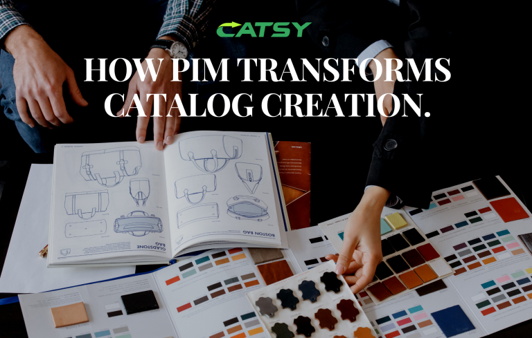 How PIM Transforms Product Catalog Creation.